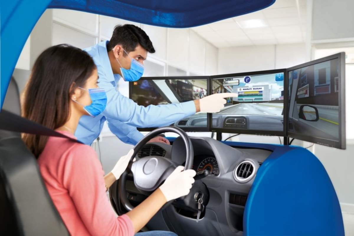 COVID Safe Driving Lessons